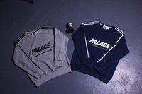 austrian palaces - Palace skateboard hip hop hoodies Men s belly Moletom Kanye Union jogging track hoodie Palace M reflective Austrian men s sweater