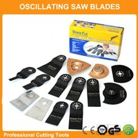 bosch tools - Professional set Oscillating Tools Saw Blades Accessories fit for Multimaster power tool as Fein Dremel bosch dewalt makita etc