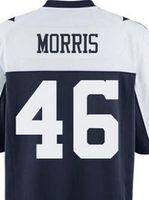 Wholesale Alfred Morris Dallas elite JERSEY shirts size S small xl