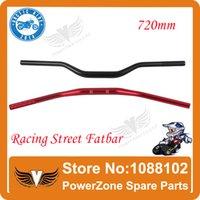 bar clamp diameter - 7075 Aluminum Handle Bar Length mm Clamp Diameter mm quot Fat Bar Street Bike Speed Motorcycle Handlebar