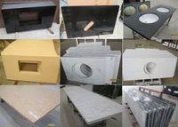 Wholesale 3200 mm quartz stone tile Furniture renovation thick paint cabinets wardrobe cabinets PVC color self adhesive stickers