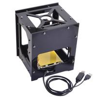 Wholesale 300mw Higher Energy USB Engraver High Speed Micro Mirror Type Laser Engraving Machine Stamp Maker DIY Printer
