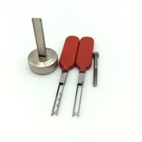 Cheap Auto Pick Sets, Tools hu66 locksmith Best Silver + Red hu66 tool HU66 VW