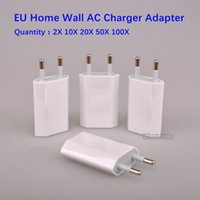 apple power adapter black - High quality AC USB Wall Charger Adapter Universal Travel Power Adapter Black White For Phone DHL free