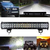 atv utv trailers - 20INCH W Cree car LED Work Working Light Bar Combo V V For Truck Tractor Trailer ATV UTV X4 SUV Boat WD Waterproof IP67 CLT_40P