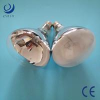aluminium reflector lamps - UVA nm w Blended High pressure Reflector Mercury lamp with Coated Aluminium