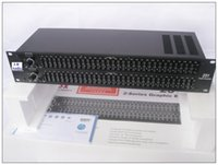 audio graphic equalizer - DHL shipping Dual Channel Band Graphic Audio Equalizer Sound System Equalizer