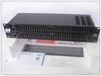 audio graphic equalizer - DHL shipping dbx Dual Channel Band Graphic Audio Equalizer Sound System dbx231 Equalizer