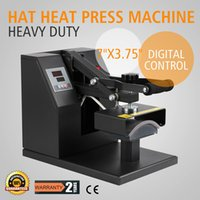 baseball cards - Digital Clamshell Baseball Hat Cap Heat Press Transfer Sublimation Machine