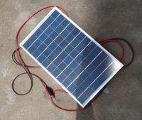 battery efficiency - High Efficiency W V Polycrystalline Solar Panel For V Car Boat Motor Battery Charger DIY Solar Charger