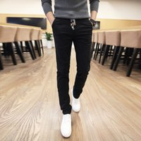 Wholesale Pioneer Camp new fashion mens hoody pants casual sportswear joggers fitness sweatpants outdoor trousers men