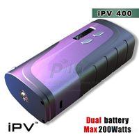 battery world - 2016 Pioneer4you Vape Mods IPV W Temp Control Box Mod IPV400 The Smallest watt Mod Of Dau Battery In The World Original