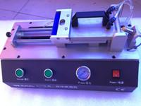 Wholesale Best in Build in Vacuum Pump air compressor OCA Laminator Polarizer Film Laminating Machine for