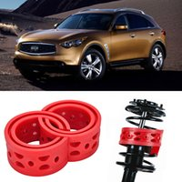Wholesale 2pcs Super Power Rear Car Auto Shock Absorber Spring Bumper Power Cushion Buffer Special For Infiniti FX35