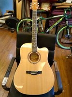 Wholesale Folk guitar inch stars dg220 introduction to inches electric box wood guitar beginners novices to practice the guitar