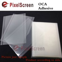 Wholesale OCA Optical Clear Adhesive For iPhone S S C s plus SPlus Double Side Sticker Glue for Mitsubishi um FreeShipping