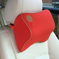 Wholesale Hotsale new Car headrest car neck pillow memory foam pillow Neck bones interior products Auto Safety Cushion