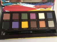 artist shadow - 1PCS NEW Makeup Artist Palette g Colors Eye Shadow via Epacket