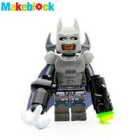 armor kid - Armor Batman Bruce Wayne DC SUPER HEROES Avengers TMNT STAR WARS Minifigures Assemble Model Building Blocks Kids Toy Gift