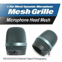 Wholesale HQ Export Version Dent Resistant Replacement Head Mesh Microphone Grille for Sennheiser e935 e945 Accessories