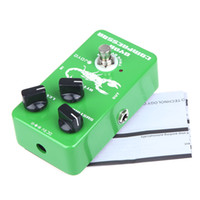 Wholesale Hot Sale JOYO JF Dynamic Compressor Effect Pedal with True Bypass Ross Compressor