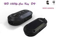 Wholesale Mini Car Key Chain DV Spion SPY Hidden Camera Camcorder IR Night Vision P Metal Body Camera million pixels