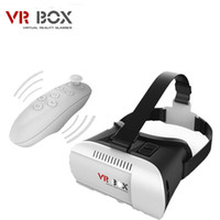adjusting handle - 3D VR Virtual Reality Headset D Movie Game Glasses Adjust Cardboard VR BOX And VR Games Handle D Glass Controller