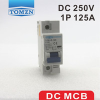 Wholesale P A DC V Circuit breaker FOR PV System