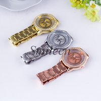 Wholesale Michael Kores MK style wristwatch watches Stainless Steel Watch Bands bracelet top brand luxury replicas Jewelry for men women MW01