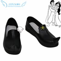 aladdin accessories - Aladdin And The Magic Lamp Prince Cosplay Shoes Boots Professional Handmade Perfect Custom for You