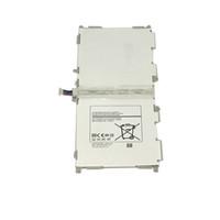 Wholesale 100 Original Tablet Li ion Polymer EB BT330FBE v mAh Battery For Samsung GALAXY Tab Tab4 T330 T331 T335 T331C