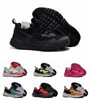 Wholesale 2016 New air Huarache Utility running shoes Breathable Running trainers for men women outdoors sneakers Huaraches size hot sale