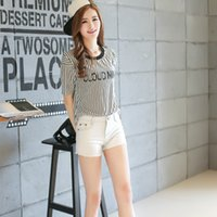 Wholesale Fashion Women Summer Shorts Casual Pants Shorts Pants Belly Trousers Leggings White Shorts Denim Jeans Shortsbeach shorts