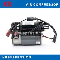 Wholesale KR D0616005M OEM Quality New Air Suspension Compressor Air Suspension Pump Fits Bentley Continental and PHAETON