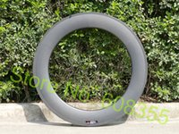 Wholesale mm k UD Carbon Matt Glossy Road Bike Tubular Wheel Rim mm Wide