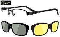 Wholesale New Frame For Degree Of Glasses Frames For Men Eyeglass Frames Myopia Sunglasses Polarized Magnetic Clip On Spectacles Goggle