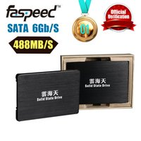 Wholesale 100 Original Faspeed T6 Solid State Drives SSD GB SATA III inch for Laptop and Desktop with high speed