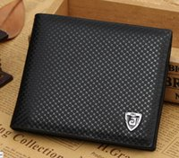 america national sport - Men s foreign trade in Europe and America fashion brief paragraph the original grain leather wallet authentic brand open the wallet