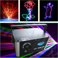 5000mw laser - 5000mw ILDA SD Card LCD Display DMX kpps scanner mini full color animations laser light for party and christmas