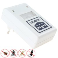 Wholesale Electronic Digital Pest Insect Repellent Pest Control Ultrasonic Repeller Rodent Control Reject Non toxic No Chemicals No Poison LIF_601
