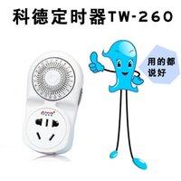 Wholesale Cod timer timer socket TW timer switch timer mechanical jack