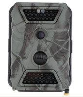 Wholesale 940NM Scouting Hunting Camera S680 New HD MP CMOS Digital Infrared Trail Camera TFT LCD IR Hunter Cam