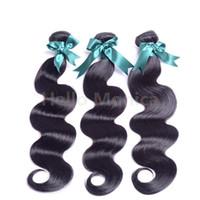 Wholesale Hello Monica Hair Brazilian Human Hair Bundles A Grade Brazilian Body Wave Brazilian Hair Weave Bundles Human Hair Weave
