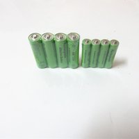 Cheap 4pcs 1.5V AA 3000mah Alkaline Rechargeable battery + 4pcs 1.5V AAA 2100mAh Alkaline battery for led light toy mp3 Free shipping