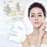 Wholesale 10pcs The Namir Natural Moisture Replenishment Chamomile Silk Mask Acne Treatment Antiaging Whitening Facial Mask Face Skin Care