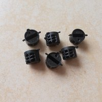 Wholesale Most in Stock for Fast Shipping widely use surfboard Sup paddle board plastic Black color fusion side fin plugs