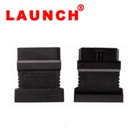 Wholesale A Quality Smart OBD2 OBDII E Connector for Launch X431 Master GX3 DHL Fast