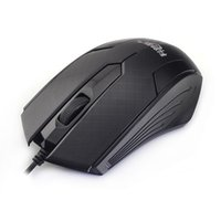 Wholesale Popular science S wired mouse high precision optical mouse