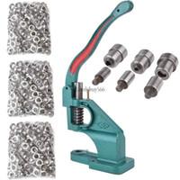 Wholesale Grommet machine tool die grommets eyelet Hand Press LB6Y