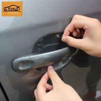 auto door skins - Rhino skin handle car door handles protective film car door wrist film auto supplies general